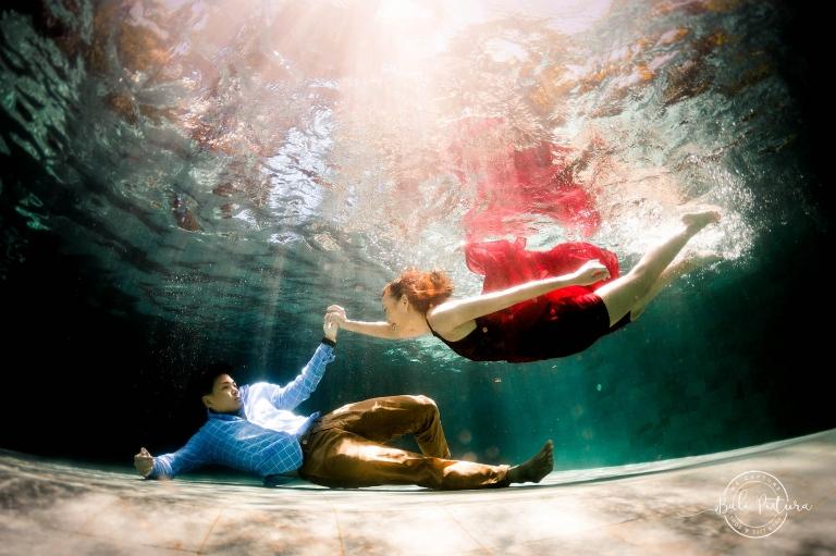 bali underwater pre wedding photoshoot bali pixtura 4